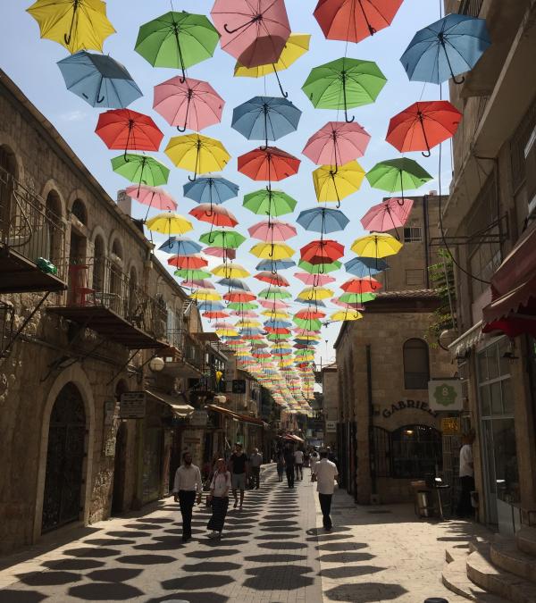 ferntouristik unterwegs nach Israel – Reisebericht Jerusalem