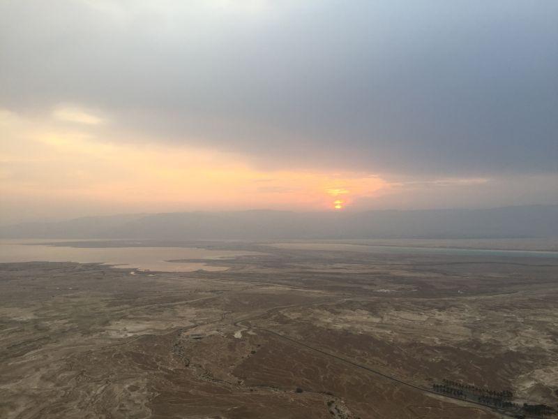 ferntouristik unterwegs nach Israel – Reisebericht Totes Meer