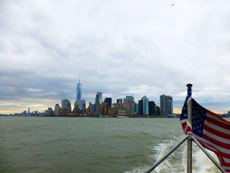 ferntouristik unterwegs in die Vereinigten Staaten – nach New York City, in die Stadt, die niemals schläft!