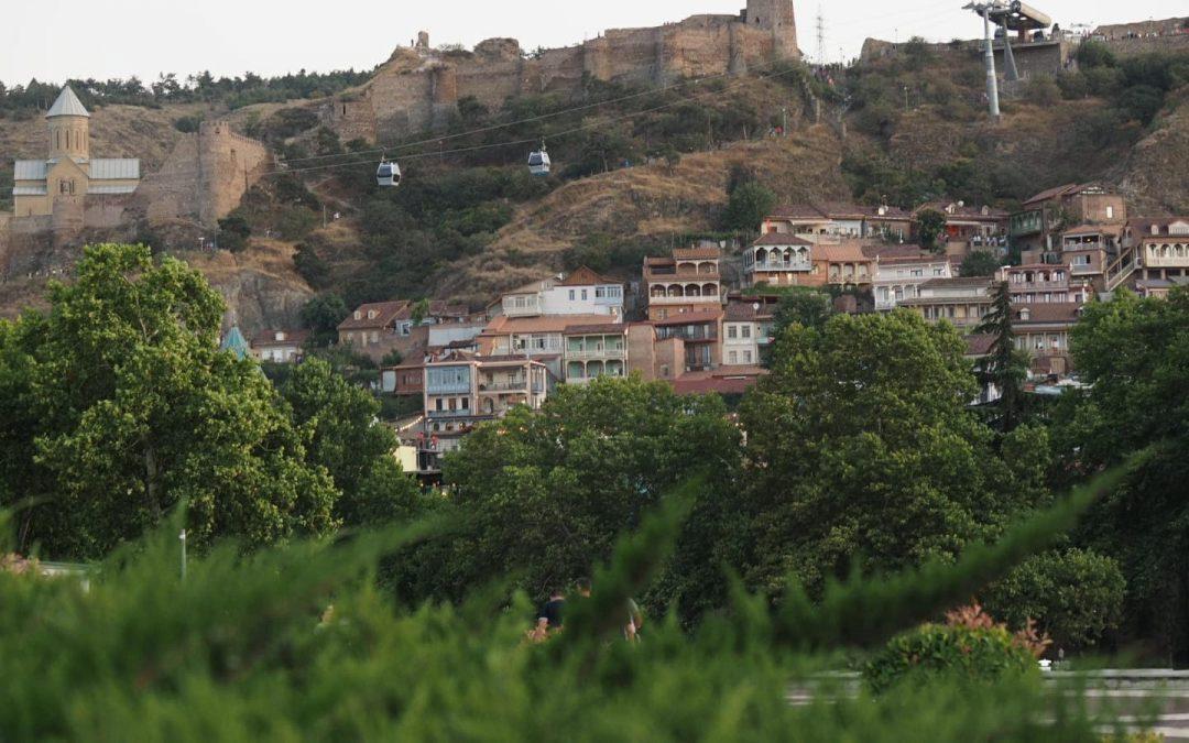 ferntouristik unterwegs nach Georgien – Kurzreise durch den kleinen Kaukasus