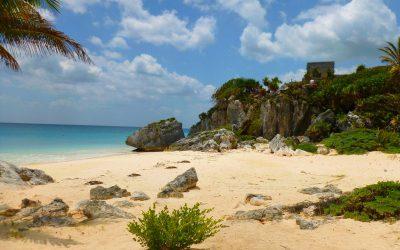 ferntouristik unterwegs nach Mexiko – Maya-Kultur und Traumstrände!